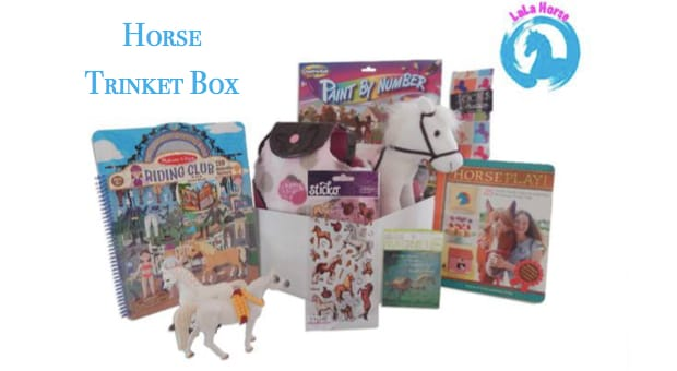Monthly Horse Goody Box