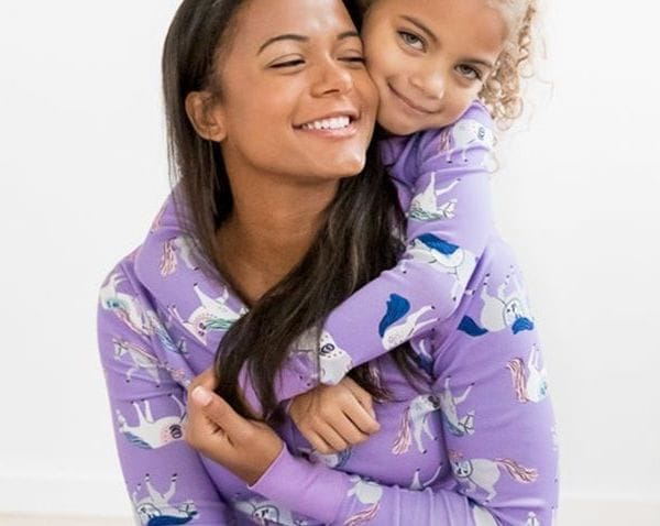 Mommy and Me Dream Pony Pajamas