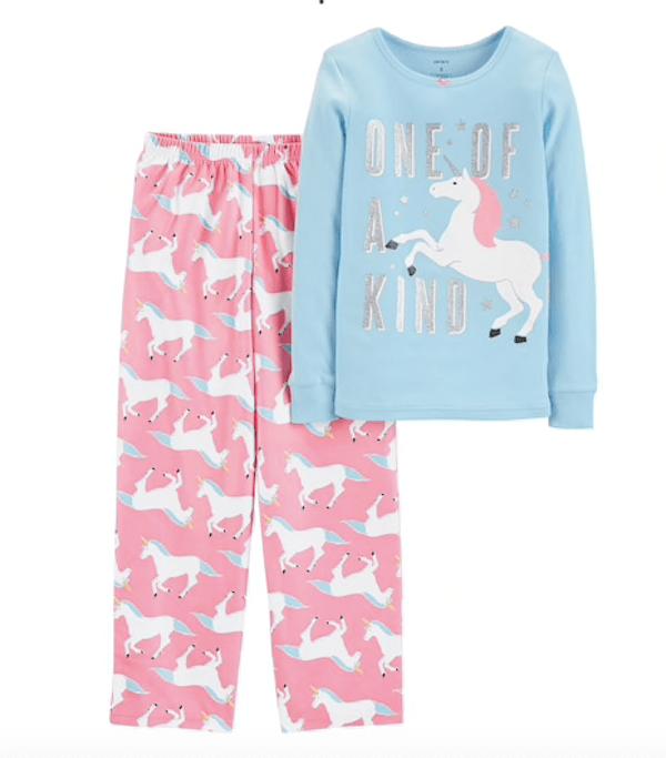 One of a Kind Unicorn Pajamas