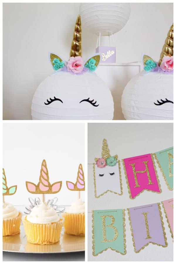 Unicorn Party Supplies