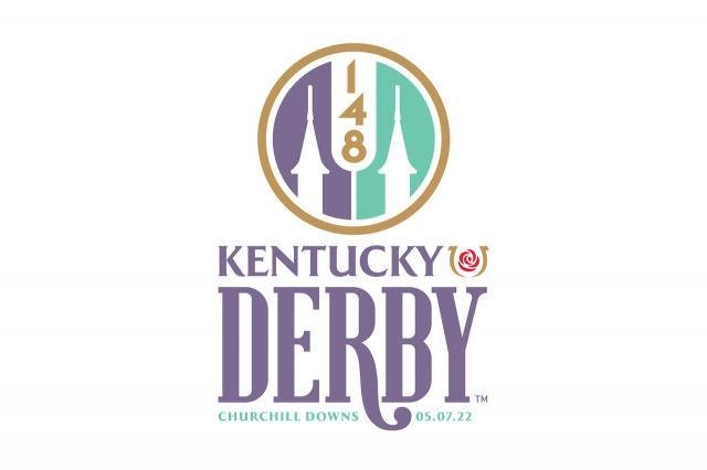 Kentucky Derby Official Logo 2022