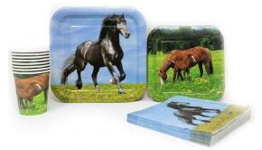Pony and Horse Birthday Party Supplies
