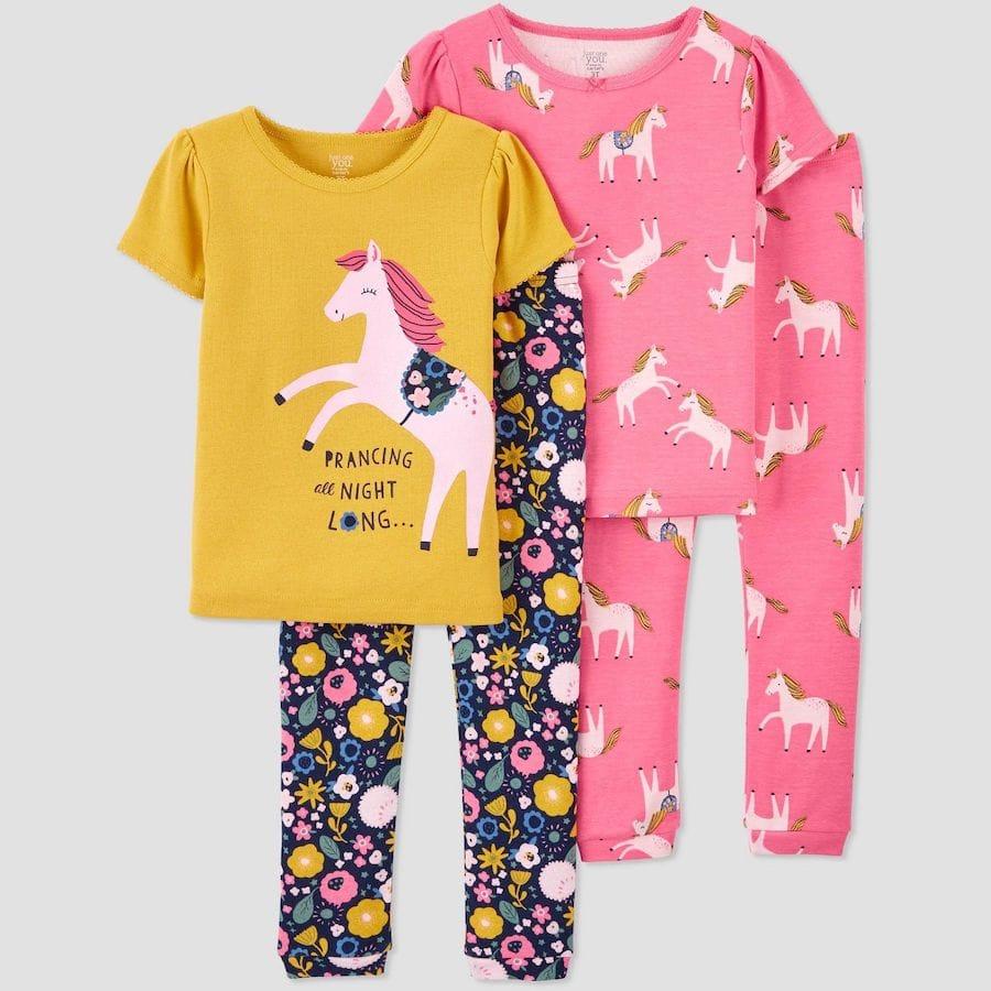 Baby Horse Pajama Set