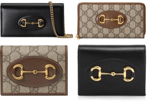 Gucci Horsebit Wallets
