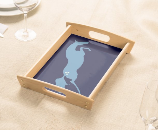 Horse Lover Serving Tray
