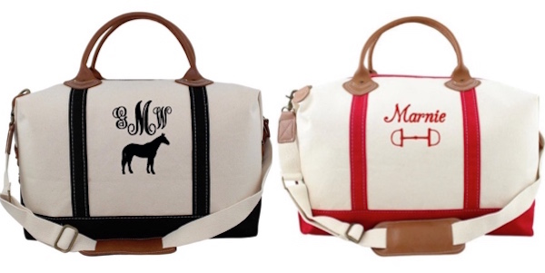Personalized Equestrian Gift