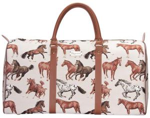 Running Horse Travel Bag
